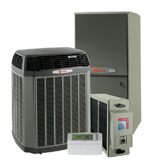 trane hvac equipment